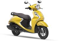 """Yamaha Fascino 125 Hybrid mới """"trình làng"""", có tận 9 màu lựa chọn"""