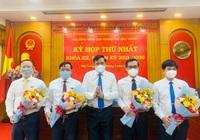 Bầu các chức danh chủ chốt của HĐND và UBND TP.Nha Trang