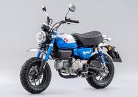 Honda Monkey 125 2022 cải tiến nhiều về động cơ và công nghệ
