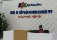 Chứng khoán thăng hoa, FPTS báo lãi ròng tăng 1.609% trong 6 tháng đầu năm
