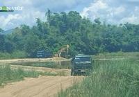 Bình Định: Ồ ạt khai thác cát không đúng quy định trên sông Kôn