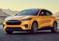 Ford Mustang Mach-E GT sẽ có giá bao nhiêu?