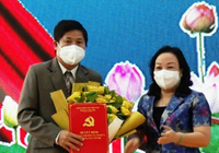 Chủ tịch Hội Nông dân tỉnh Phú Yên làm Bí thư Huyện ủy Đồng Xuân