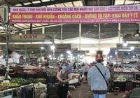 Đà Nẵng: Yêu cầu các chợ bán luân phiên không quá 50% số tiểu thương