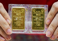 Giá vàng hôm nay 2/8: vượt ngưỡng kháng cự 1.830 USD/ounce?