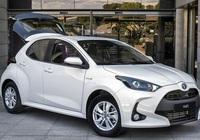 """Toyota Yaris ECOVan sẽ """"trình làng"""" với 2 phiên bản"""