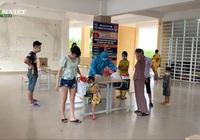 Cận cảnh trong khu cách ly tập trung ở Quảng Trị