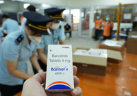 Nóng: Bắt giữ hơn 60.000 viên thuốc điều trị Covid-19 nhập từ Ấn Độ về sân bay Nội Bài