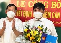 """Quảng Ngãi: Ban quản lý dự án lớn """"nhất, nhì"""" của tỉnh có Giám đốc mới"""