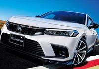 Honda Civic 2022 nhận được gói nâng cấp mới từ Nhật Bản