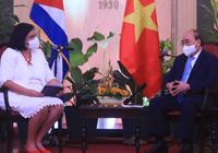 Việt Nam - Cuba bàn cung cấp và chuyển giao công nghệ sản xuất vaccine