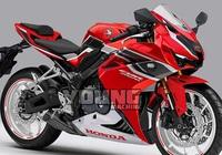 Honda CBR400RR hé lộ thiết kế, rất nhiều điểm ấn tượng