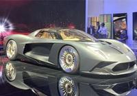 Hongqi S9 trình làng, hứa hẹn cạnh tranh với Lamborghini