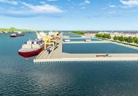 """Vinaconex (VCG) """"rót"""" hàng trăm tỷ để sở hữu 40% vốn Cảng quốc tế Vạn Ninh"""