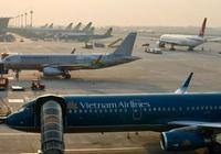 Chính thức giảm 50% giá dịch vụ cất hạ cánh máy bay