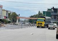 Quảng Ngãi: Dự án đường 121 tỷ gần 8 năm nhưng mới làm được 595m