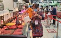 """Nhiều siêu thị """"vùng xanh"""" mở cửa, lên phương án phục vụ khách tăng đột biến"""