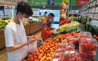 """Giá rau online cao ngất, siêu thị """"nhìn phát thèm"""" nhưng không mua được"""