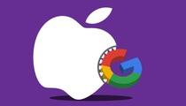 """Apple muốn giảm phụ thuộc vào Google trước """"giông bão"""" mới"""