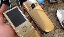 Điện thoại Nokia 6700 vàng cổ, sang trọng đẳng cấp, giá ngang iPhone 12
