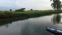 Kể chuyện làng: Bến sông quê và những người bất tử