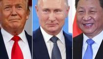 Quan hệ Mỹ - Trung - Nga thời dịch bệnh Covid-19