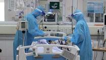 Thông tin sức khoẻ bé trai 1 tuổi mắc Covid-19 ở Hải Dương