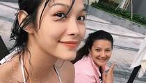 """Con gái """"nữ hoàng cảnh nóng Việt"""": 18 tuổi đã có đại gia """"ngỏ ý"""" và cái kết bất ngờ"""