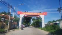 Quảng Nam: Đột phá ở xã nông thôn mới kiểu mẫu Điện Trung, làng quê đẹp như phố