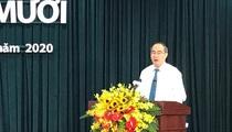 Bí thư Thành ủy Nguyễn Thiện Nhân: TP.HCM chỉ còn 0,3% lao động làm nông, nhưng đóng góp 1% giá trị cả nước