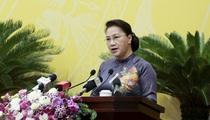 Chủ tịch Quốc hội: Hà Nội chú ý lựa chọn nhân sự phù hợp mô hình chính quyền đô thị