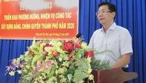 Phê chuẩn Phó Chủ tịch tỉnh 46 tuổi