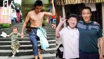 Hai cha con làm nghề bốc vác nổi tiếng toàn mạng xã hội, từ chối quảng cáo cát-xê khủng, sống cuộc đời tự lực