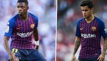 """18 thương vụ """"ném tiền qua cửa sổ"""" của Barcelona: Có tên Coutinho, Dembele..."""