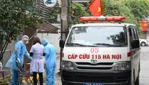 Hà Nội tiếp tục lập rào chắn phong tỏa khu phố có ca mắc Covid-19