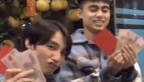 Clip: Tết vừa rồi anh em Sơn Tùng M-TP nhận được bao nhiêu tiền lì xì?