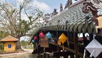"""Thừa Thiên Huế: Đẹp mê mẩn cầu ngói Thanh Toàn gần 250 tuổi sau """"đại trùng tu"""""""