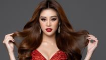 """Hoa hậu Khánh Vân """"đốt mắt"""" trong ảnh mừng sinh nhật tuổi 26, chia sẻ về sự giận dữ và nước mắt"""