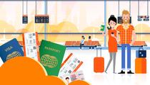 Những giấy tờ cần xuất trình khi đi máy bay dịp nghỉ lễ 30/4 –1/5?