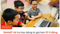 Chung tay chống dịch, iSMART tài trợ hơn 37 tỷ đồng học bổng cho học sinh toàn quốc