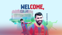Sau cú sốc Champions League, Aguero lập tức cập bến Barcelona