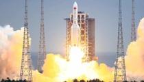 Cuối tuần này tên lửa mất kiểm soát của Trung Quốc sẽ rơi xuống Trái Đất, vị trí chính xác ở đâu?