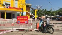 Đà Nẵng: Chợ dân sinh vẫn nhộn nhịp khi dịch Covid-19 tái bùng phát