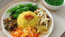 """Top 5 món cơm đặc sản """"nghe tên là biết ngon"""" của Việt Nam"""