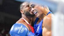 """Pha """"cẩu xực"""" giống Mike Tyson xuất hiện tại Olympic Tokyo 2020"""
