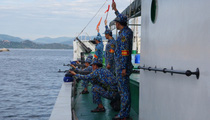 Lực lượng tàu ngầm đầu tiên và niềm tự hào bảo vệ biển từ lòng đại dương