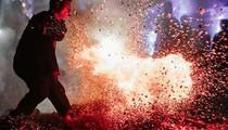 ẢNH: Mê hoặc điệu nhảy lửa