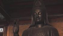 """Ngôi chùa lớn nhất thế giới """"thất thủ"""" ngay trong những ngày du xuân đầu năm"""