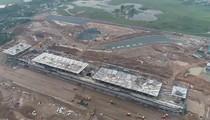 Clip: Toàn cảnh dự án đường đua F1 Mỹ Đình sau 6 tháng thi công