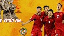 ĐT Việt Nam sau 1 năm: Từ Á quân U23 châu Á đến Asian Cup 2019